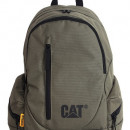 Rucsac CATERPILLAR The Project, material 600D polyester, compartiment laptop - verde masliniu