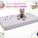 Saltea MyKids Cocos Confort II 127x63x12 cm