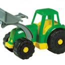 Tractor cu elevator Power Worker