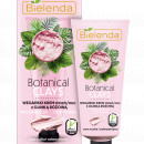 BOTANICAL CLAYS Crema Vegana de Fata cu Argila Roz Zi/Noapte 50 ml