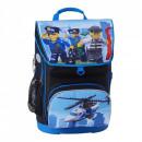 Ghiozdan scoala Maxi + sac sport, LEGO Core Line - design City Police Chopper