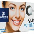 GUM4 WHITENING - Guma De Mestecat Fara Zahar 10buc