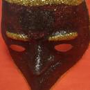Masca glitter