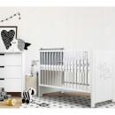 Mobilier Camera copii Si Bebelusi KLUPS NILO Alb