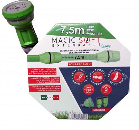 Furtun de Gradina Magic Soft 7.5m