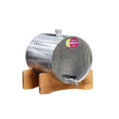 Butoi Inox Distilate 25 L