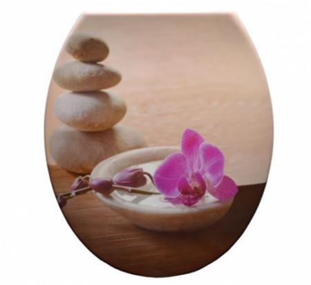 Capac WC Soft-Close Orhidee