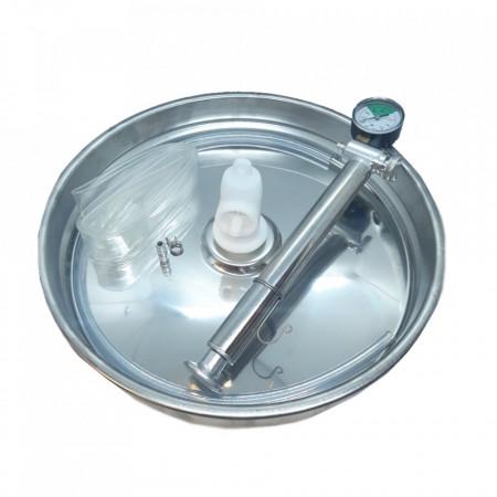 Kit Pneumatic pentru Cisterne Inox Vin (500l, 750l)