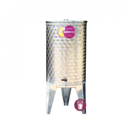 Butoi Inox Distilate 75 L cu Dop