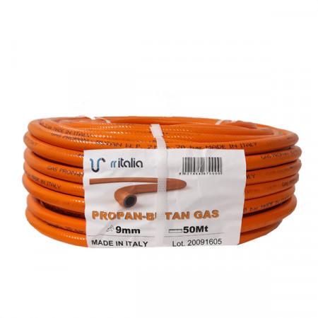 FURTUN GAZ BUTAN-PROPAN ITALIA 9MM ROLA 50 ML