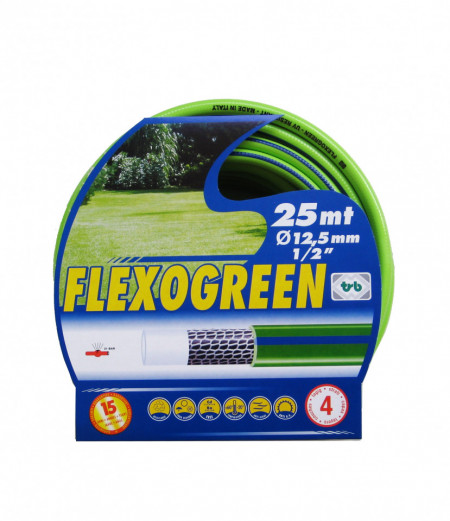 "Furtun de Gradina Flexogreen 25mm/50ml 1"""