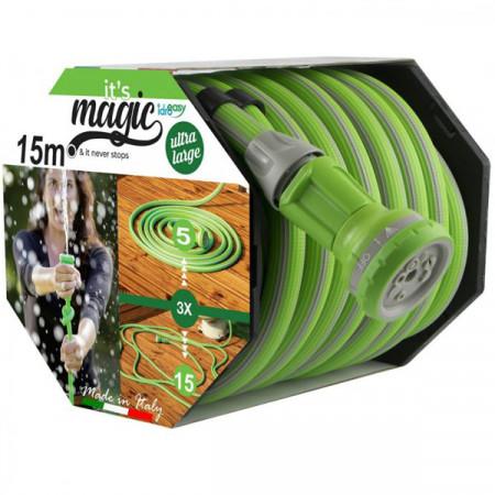 Furtun de Gradina Magic Soft 15m