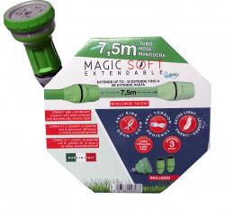 Furtun de Gradina Extensibil Magic Soft 7.5m