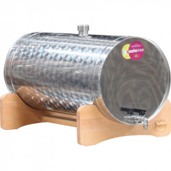 Butoi Inox Distilate 45 L