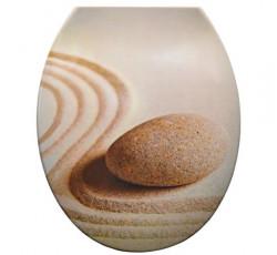 Capac WC Soft-Close Piatra Nisip