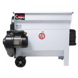 Desciorchinator cu Zdrobitor cu Motor Electric si Pompa Centrifuga 1470 W / 2000 kg/h, Grifo Italia