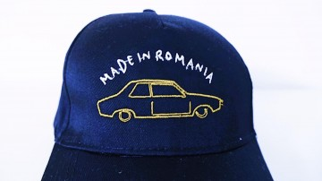 Made in Romania [sapca]