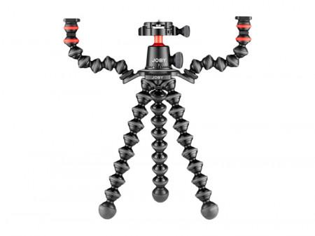 Joby GorillaPod 3K PRO Rig Kit Vlog cu 2 LED si Microfon