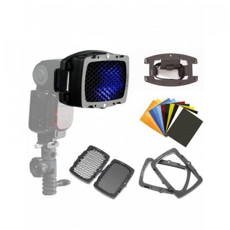 Lastolite Strobo Kit Magnetic compatibil Blitz extern