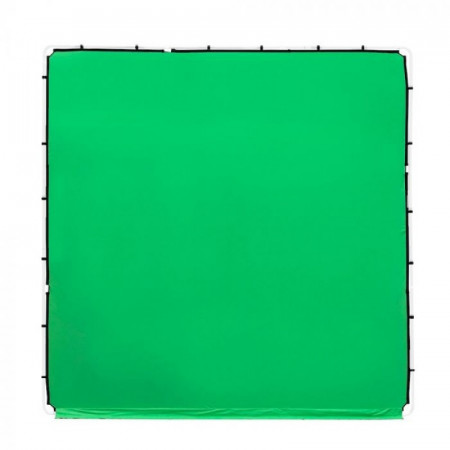 Lastolite StudioLink panza Chroma Key verde 3x3m