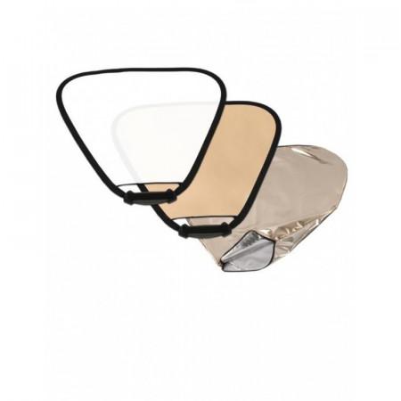 Lastolite Triflip 7 in 1 Kit Panou reflectorizant 75 cm