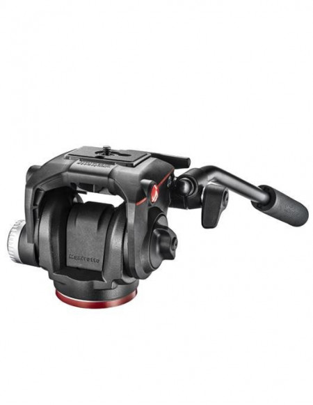 Manfrotto MHXPRO-2W Fluid cap trepied video