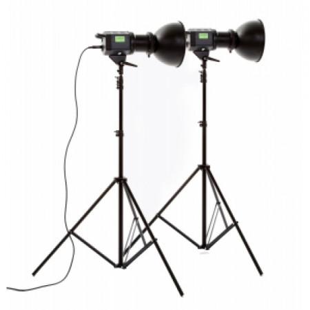 Pachet Lastolite RayD8 5600K Kit lumina + Lastolite e-Photomaker Kit S
