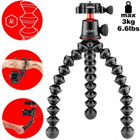 Joby Gorilla pod 3K PRO Minitrepied flexibil cu QR