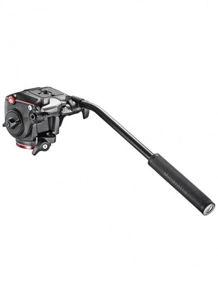 Manfrotto MHXPRO-2W Fluid cap trepied video, open box