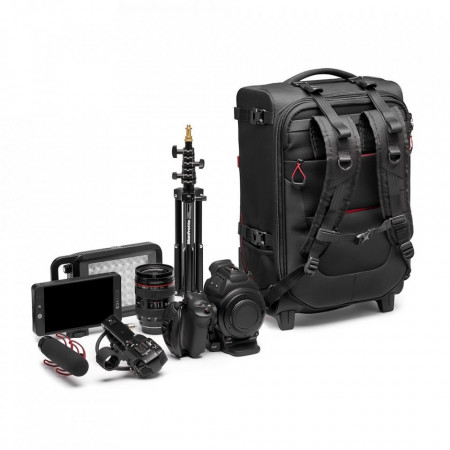 Manfrotto Reloader Switch 55 PL Rucsac foto Troller foto 2 in1