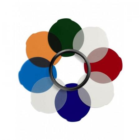 Manfrotto set filtre clasic pentru Lumimuse