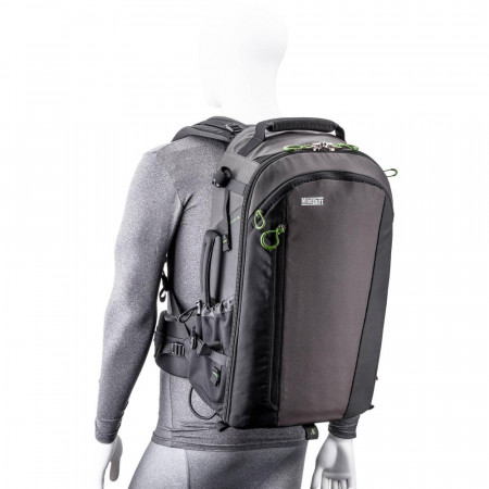 MindShift FirstLight 30L (Charcoal) - rucsac foto + laptop