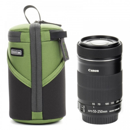 ThinkTank Lens Case Duo 10 Green - toc obiective