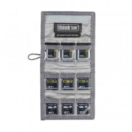 ThinkTank SD Pixel Pocket Rocket -black- husa pentru 9 carduri SD