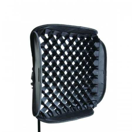 Lastolite Fabric Grid Ezybox Hotshoe 54x54cm