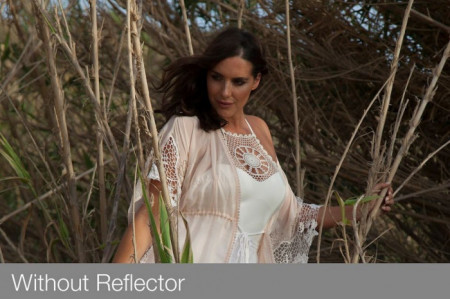 Lastolite Panou Reflector Sunlite Softsilver 95cm