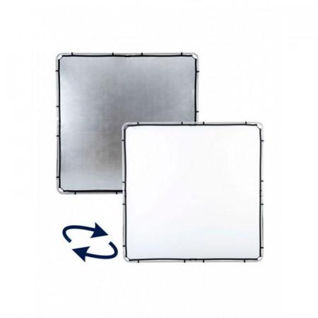 Lastolite Skylite Rapid Panza Silver White 2x2m