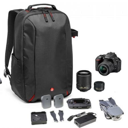 Manfrotto Essential rucsac pentru foto si drone DJI Mavic Pro