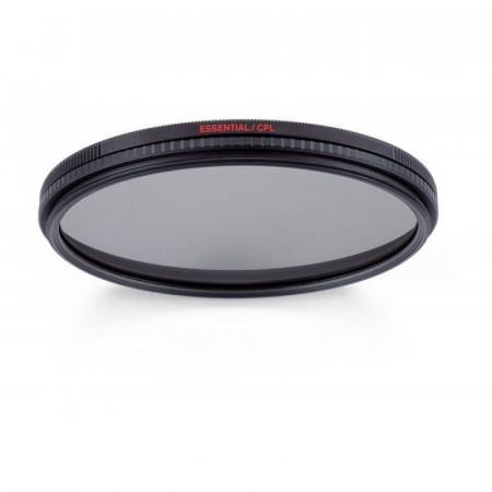 Manfrotto Filtru Polarizare Circulara Slim 82mm