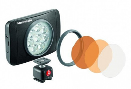 Manfrotto Led Lumimuse 8 MLUMIMUSE8A