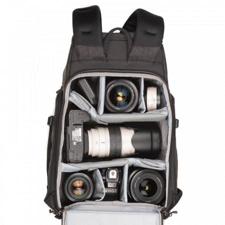 Think Tank Urban Acces 15 Backpack - Dark Grey - rucsac foto