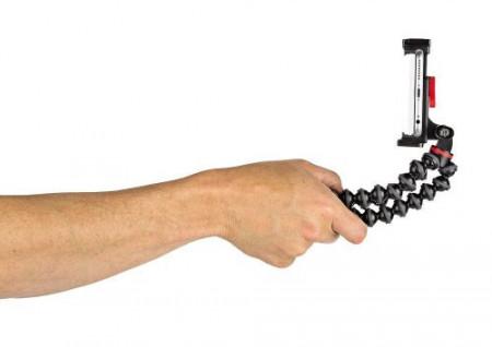 Kit vlogging pentru smartphone cu microfon si telecomanda