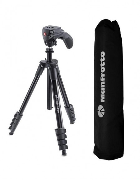 Manfrotto Trepied Compact Action