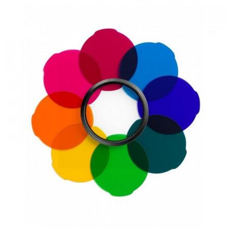 Manfrotto set filtre multicolor pentru Lumimuse