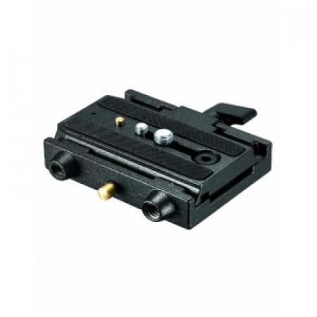 Manfrotto set x 2 adaptor cu placuta culisanta 577