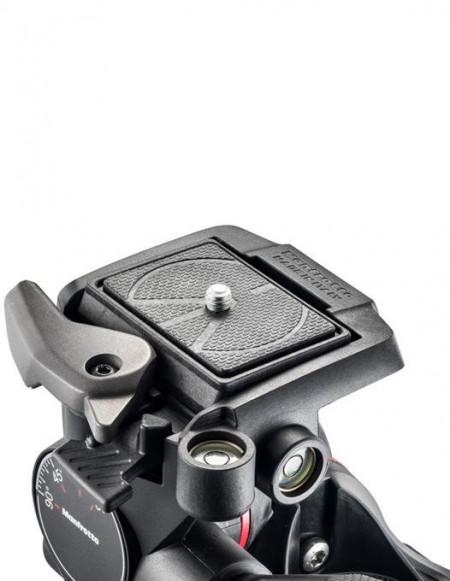 Manfrotto XPRO Geared 3 Way Adapto - Cap foto micrometric