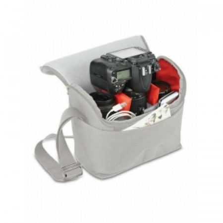 Pachet Manfrotto Amica 50DV geanta foto DSLR+Joby GripTight Action Kit minitrepied flexibil cu telecomanda