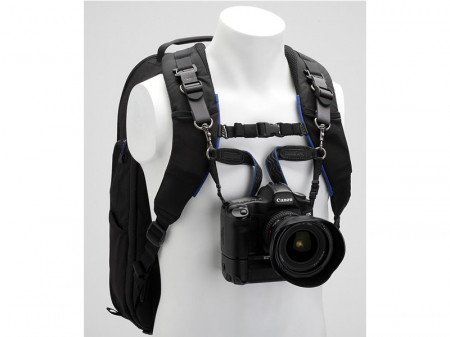 Think Tank camera strap black blue V2.0 - curea umar aparat foto