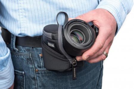 ThinkTank Lens Case Duo 5 Black - toc obiective