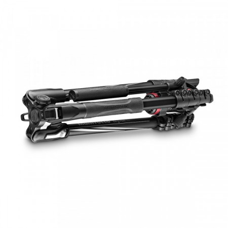 Manfrotto Befree Live Kit Trepied Video Lever